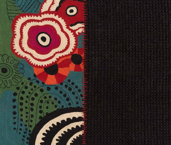 Rustic Chic Flower Rug 2 de GAN | Alfombras / Alfombras de diseño