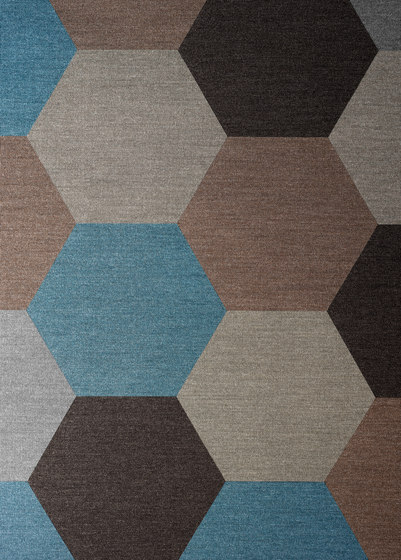 Figura Hexagon Carpet Tiles From Ege Architonic