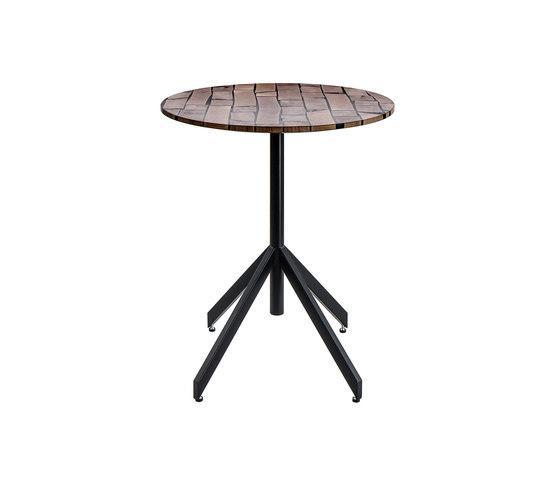 Augusto | round 65-80 by strasserthun. | Bistro tables