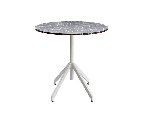 Ernesto | round 80 by strasserthun. | Bistro tables
