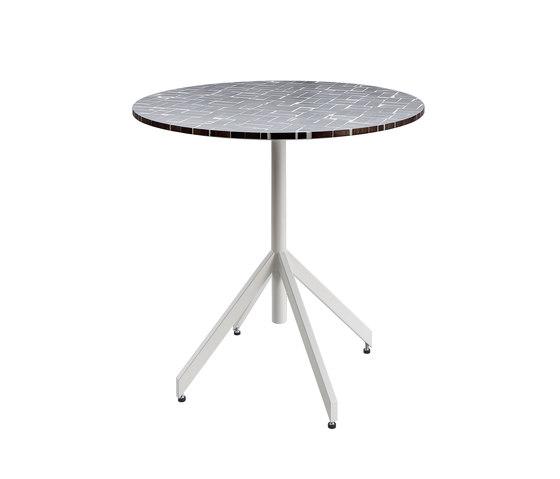 Ernesto | round 65 by strasserthun. | Bistro tables