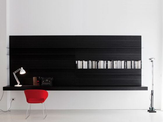 Modern Working by PORRO | Wall storage systems