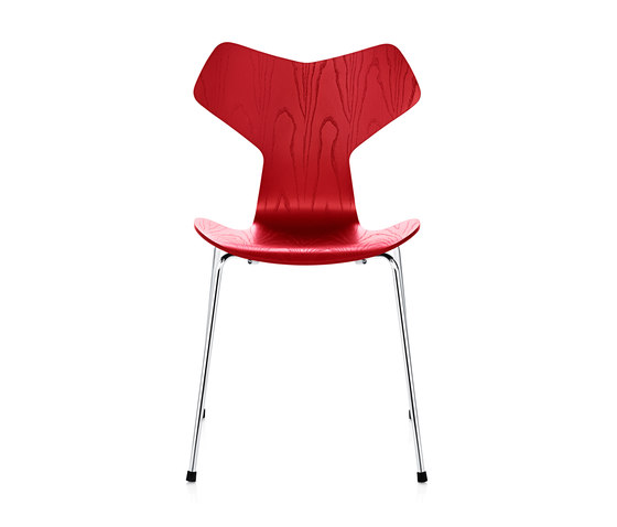 Grand Prix™ | 3130 coloured ash by Fritz Hansen | Chairs