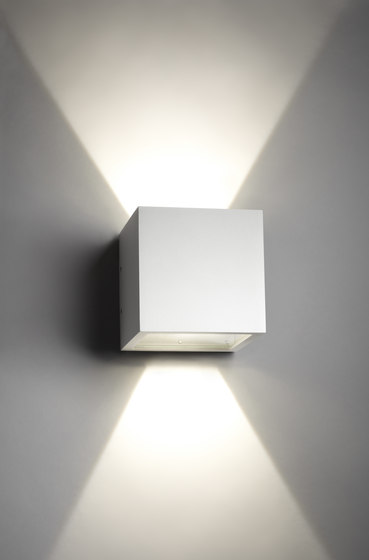 Cube LED di Light-Point | Lampade parete