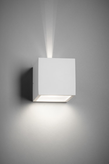 Cube Outdoor G9 de Light-Point | Lámparas de pared
