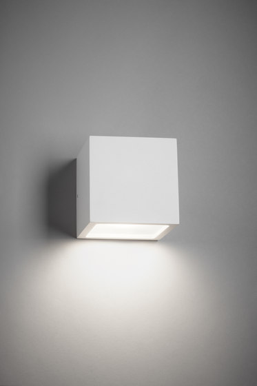 Cube Up Down G9 by Light-Point | Wall lights