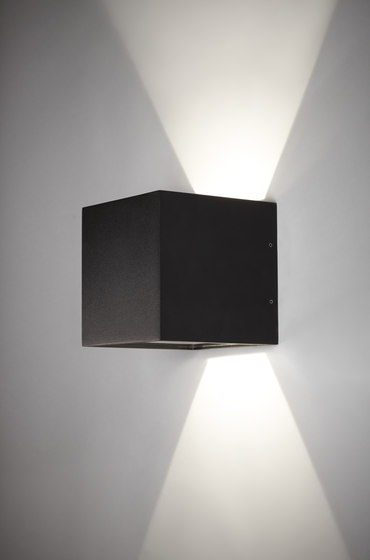 Cube XL LED by Light-Point | Wall lights