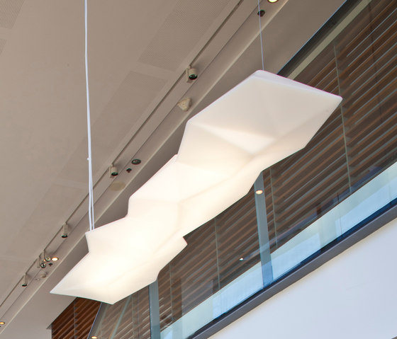 Fractal Cloud | Pendant by Luxxbox | Suspended lights