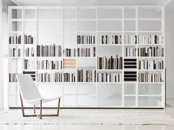 System by PORRO | Shelving