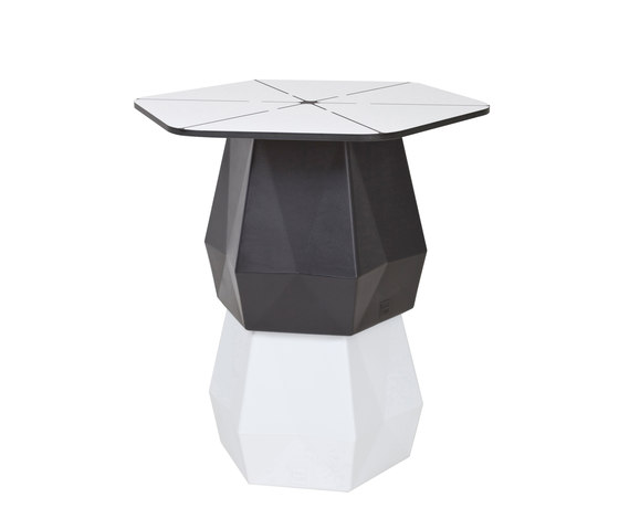 Harlie | Table by Luxxbox | Bistro tables