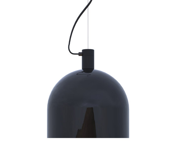 Helm | Pendant XL Black by Luxxbox | Suspended lights