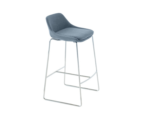 crona Bar Stool 6387 de Brunner | Bar stools