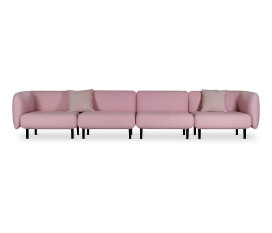 Elle by Softline A/S | Lounge sofas