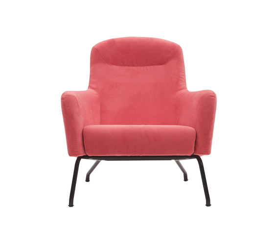 Havana Low Chair by Softline A/S | Lounge chairs