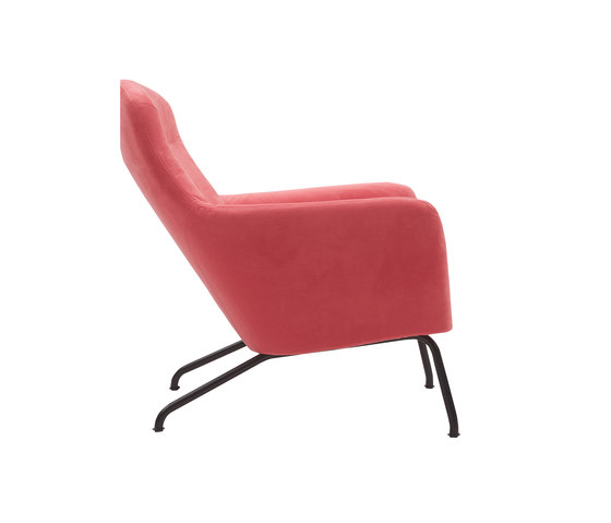 Havana Low Chair by Softline A/S   Lounge chairs