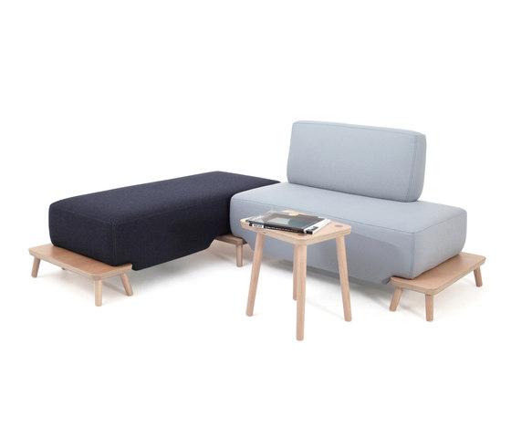 Podia Sofas From Luxxbox Architonic