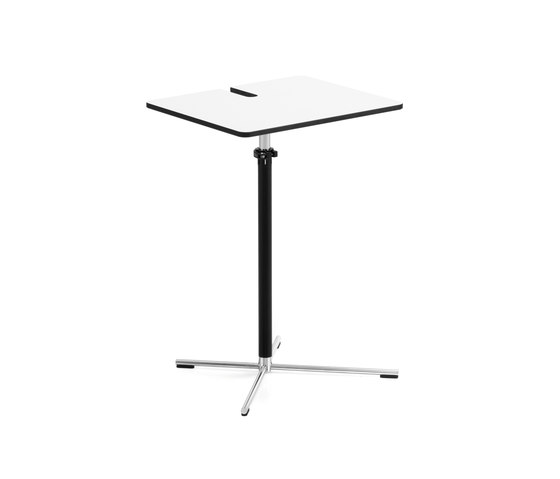 Otto Working Table de Girsberger | Meubles ordinateur