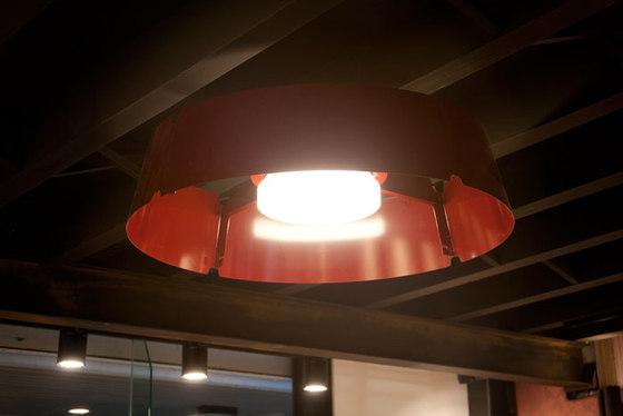 Stomp di Luxxbox | Lampade plafoniere