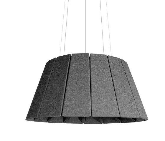 Vapor   Echo Medium di Luxxbox   Lampade sospensione