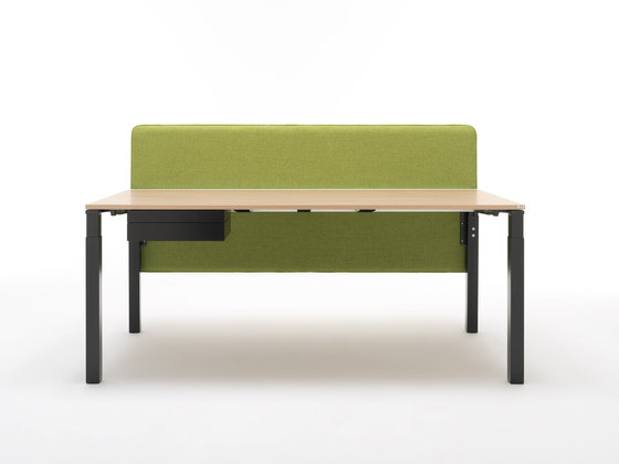 Winea X | Table panel de WINI Büromöbel | Separadores de mesa