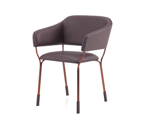 Amina by Piiroinen | Visitors chairs / Side chairs