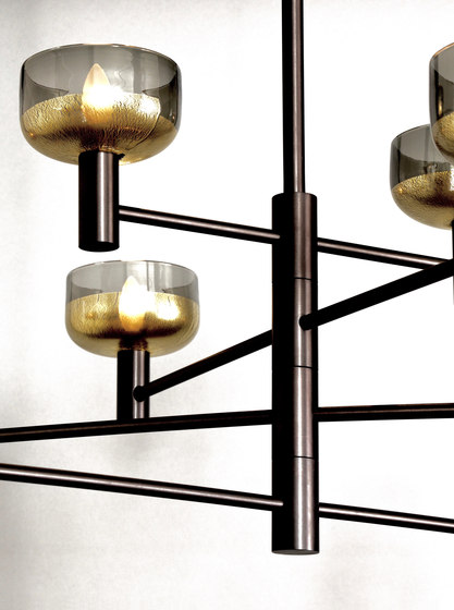 Otto Luce Blackened Brass de Cartwright New York | Iluminación general