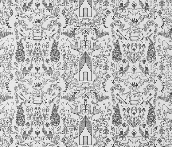 Nethercote⎟black by Hygge & West | Wall coverings / wallpapers ...