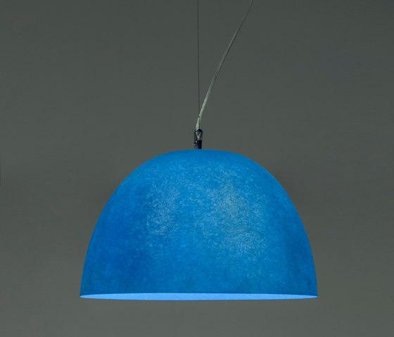 H2O nebulite blu di IN-ES.ARTDESIGN   Lampade sospensione