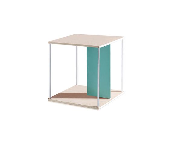 DOMINO DMS1A di B-LINE | Tavolini alti