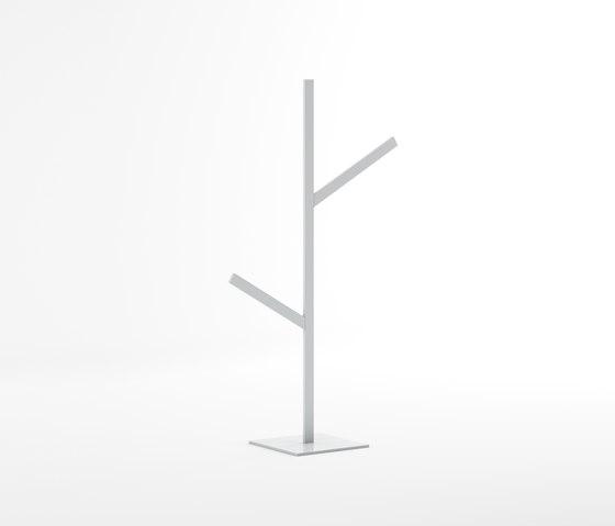 Blau XS1 Outdoor Tree Lamp by GANDIABLASCO | Outdoor floor-mounted lights