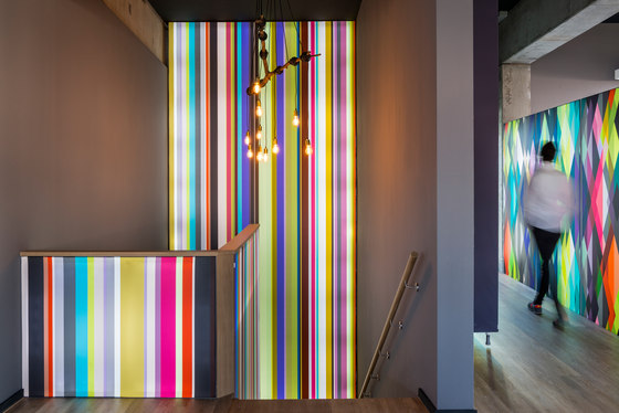 Illuminated Frame Wall-Mounted by Pixlip | Special lights