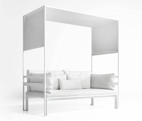 Jian Hooded Sofa by GANDIABLASCO | Gazebos