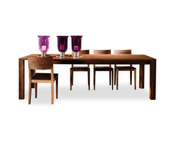 BORDEAUX Funktionstisch by Form exclusiv | Restaurant tables