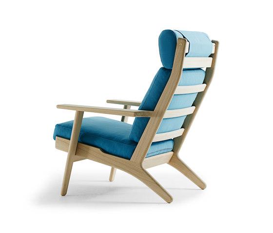 GE 290A High Back Easy Chair de Getama Danmark | Sillones