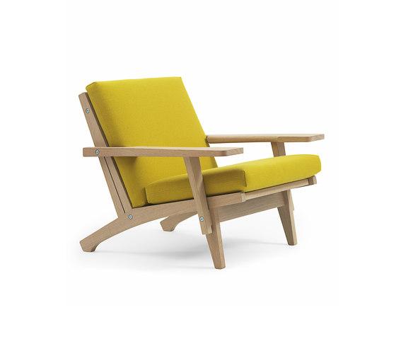 GE 370 Easy Chair di Getama Danmark | Poltrone