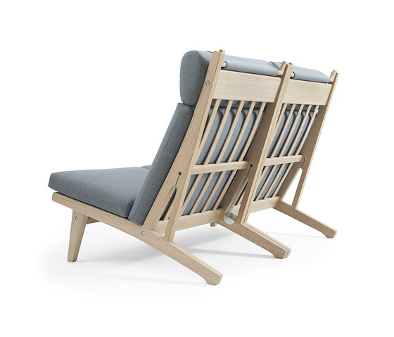 GE 375 High Back Easy Chair by Getama Danmark | Waiting area benches