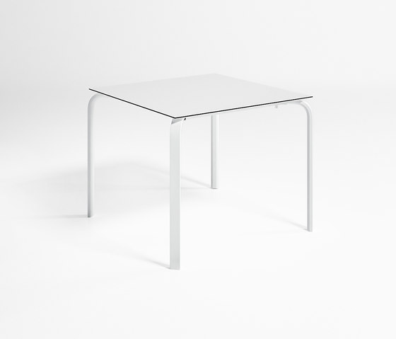 Stack High Square Stackable Table by GANDIABLASCO   Dining tables