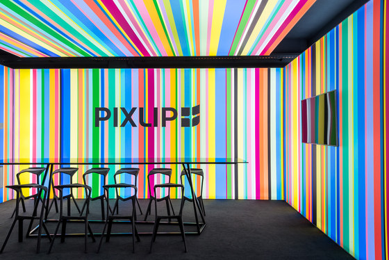 Horizontal Light Boxes by Pixlip | Special lights