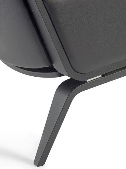 GE 501A Easy Chair de Getama Danmark | Sillones