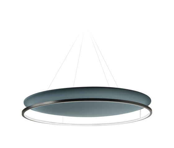 Circus S1500 Round Light + Acoustic by ANDCOSTA | Suspended lights