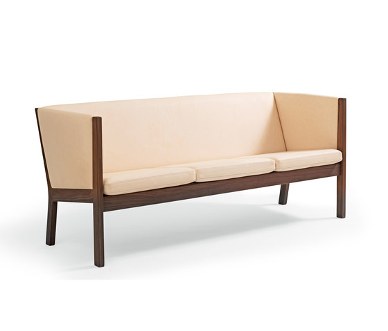 GE 285 3-Seater Couch de Getama Danmark | Sofás lounge