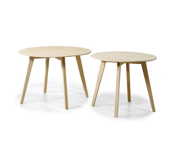 Circle Coffee Table de Getama Danmark | Mesas de centro