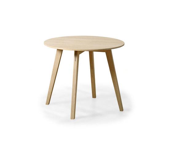 Circle Coffee Table de Getama Danmark | Mesas de centro