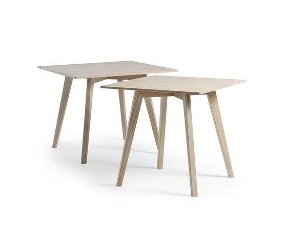 Square Coffee Table de Getama Danmark | Mesas de centro