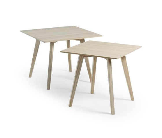 Square Coffee Table di Getama Danmark | Tavolini bassi