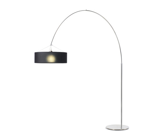 Steel Arc F2400 by &'Costa | Free-standing lights
