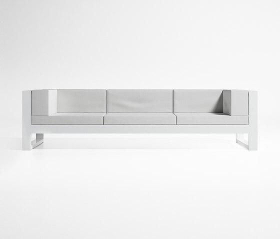 Na Xemena XL Sofa by GANDIABLASCO | Garden sofas