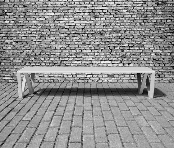 Bridge Bench by Bellitalia | Exterior benches