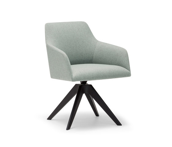 Alya BU 1533 by Andreu World | Visitors chairs / Side chairs