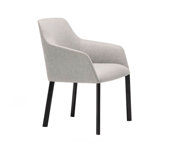 Alya BU 1536 by Andreu World | Visitors chairs / Side chairs